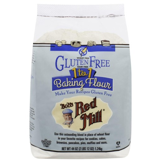 Bob's Red Mill 1 to 1 gluten free baking flour.