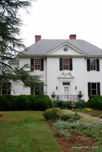 Nancy Goodwin's home