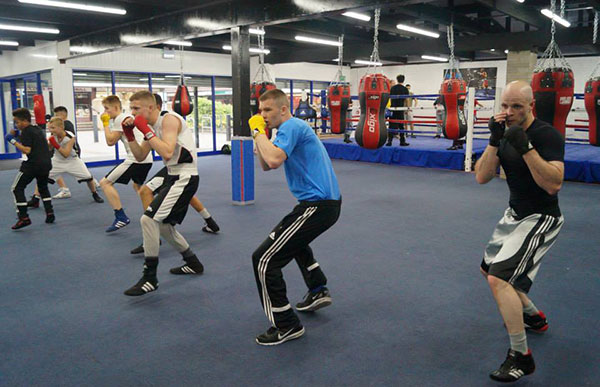 Squad Boxing - Classes at Redditch Boxing Academy