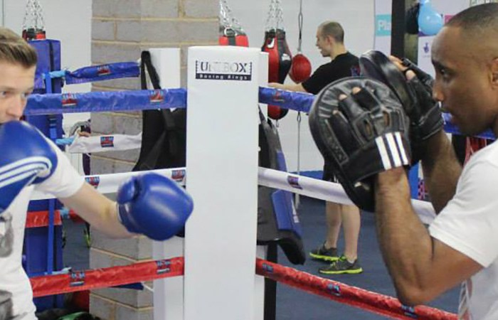 Squad Boxing Coaching - Redditch Boxing Academy