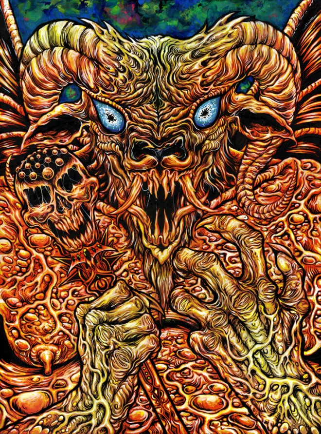 Skinner  Orcus