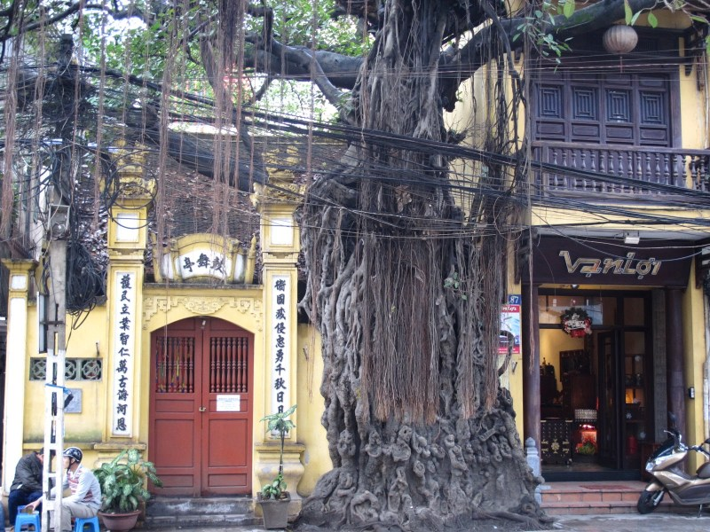 A short stay in Hanoi Vietnam
