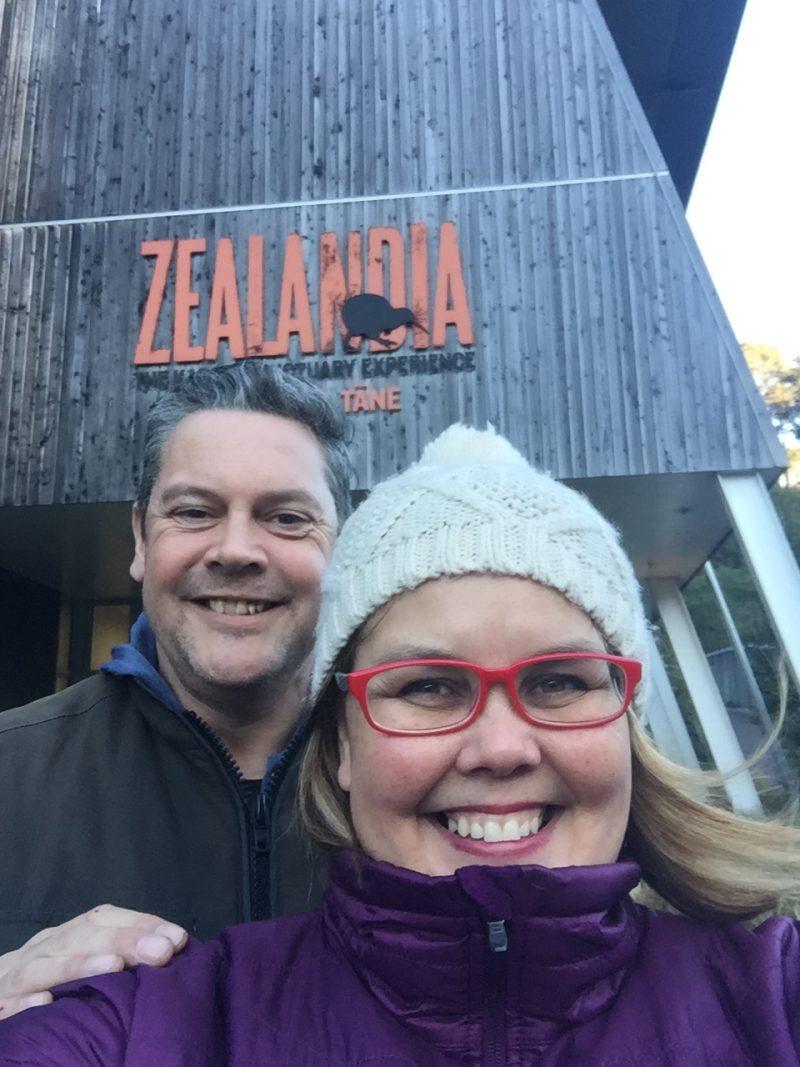 Zealandia, Wellington New Zealand