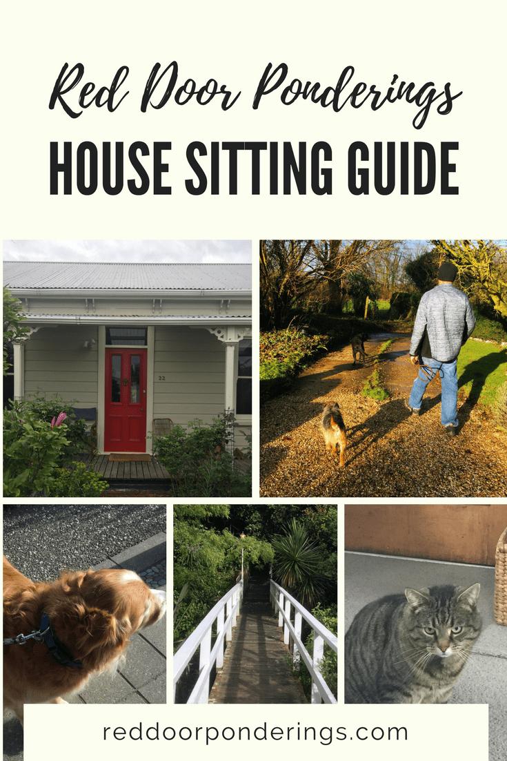 housesitting guide