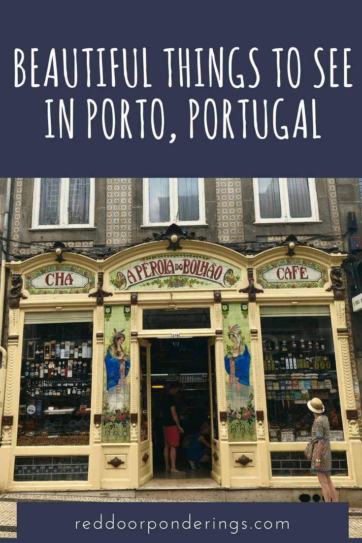 Beautiful things to see in Porto