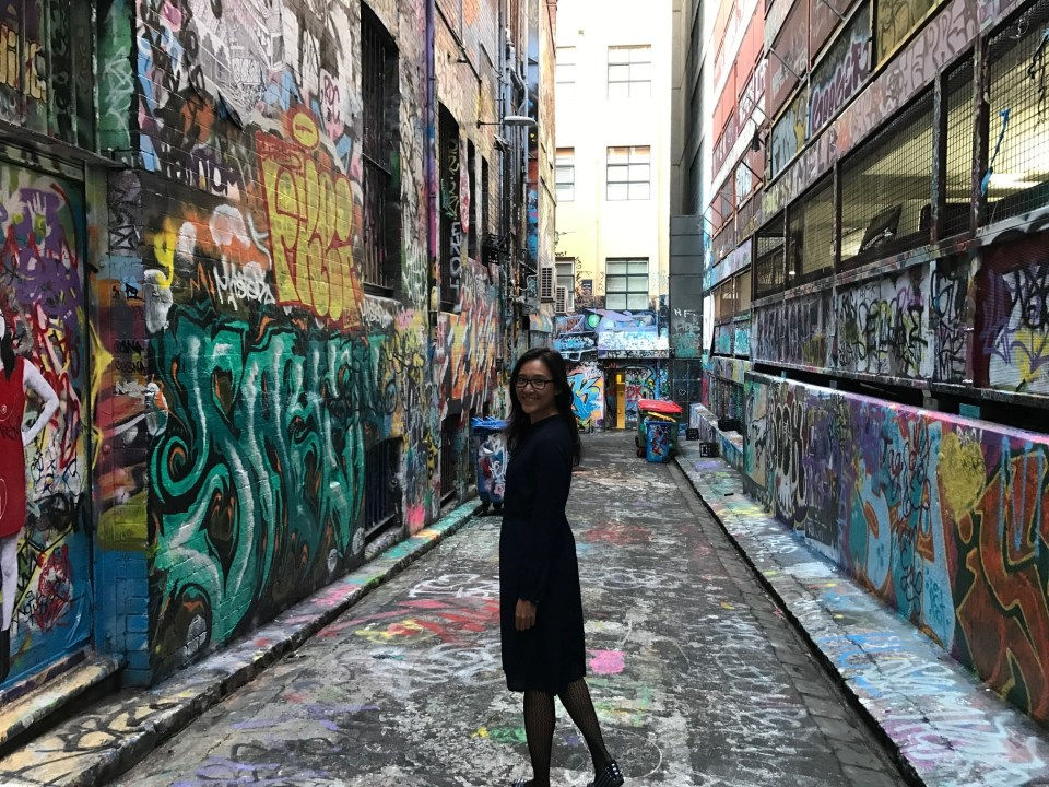 Where to find street art