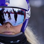 Lindsey Vonn leaves skiing with no regrets