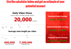 Discover How To Generate A Regular Income Direct From YouTube Without Creating Any Of Your Own Videos