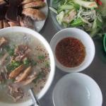 Chạy ba quãng đồng đến làng cổ Túy Loan ăn tô cháo vịt