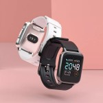 Haylou LS01 9 Sport Modes 24h Heart Rate Monitor BT4.2 Smart Watch International Version