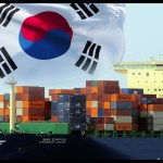 South Korea Exports Fall At Slowest Pace In 8 Months
