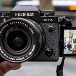 Fujifilm X-T4 announced with in-body image stabilization and flip-out screen