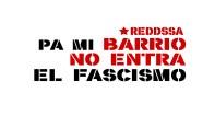 pa mi barrio no entra el fascismo