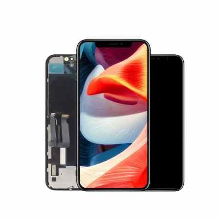 iPhone 11 Sort Orginal LCD Display Touch Skærm (Oem)