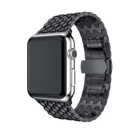Apple Watch Urrem i Aluminum Alloy 42/44 mm - Sort