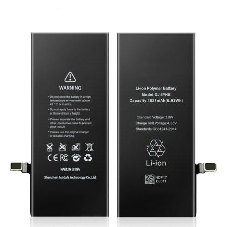 iPhone 8 Batteri – Original Kapacitet