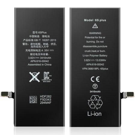 iPhone 6s Plus Batteri – Original Kapacitet