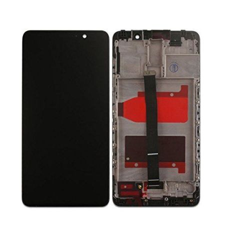 Huawei Mate 9  Skærm Med Ramme Oem Kvalitet