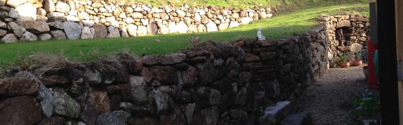 granite walling Sept 14