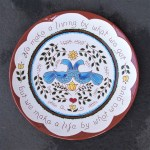 10 in. 'Spayd' Plate - $49.