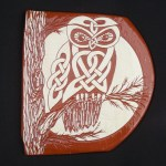 Owl Nature Tile - $35.