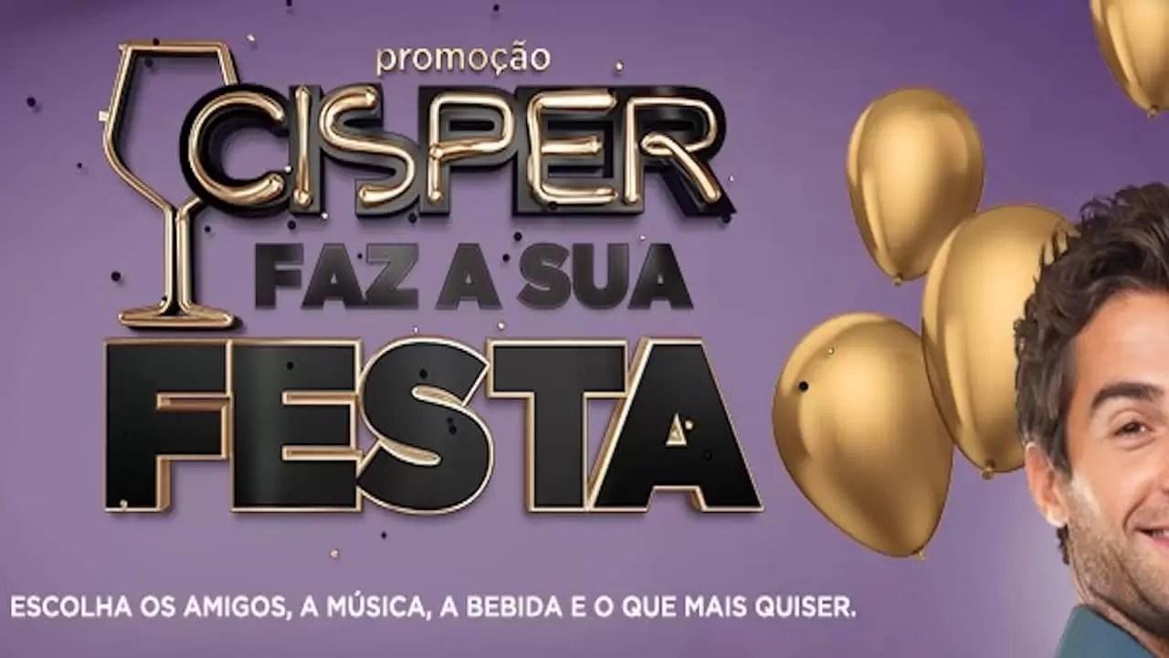 Cadastrar na Promoção Cisper