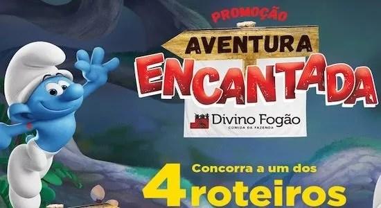 Lojas Divino Fogão Promoção Aventura Encantada - Rede da Promoção