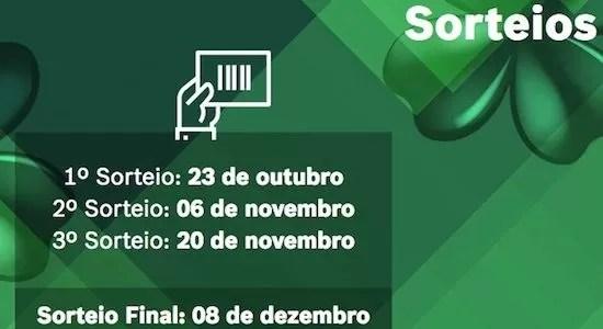 Bosch Service Promoção Tecnologia Que Dá Sorte - Rede da Promoção