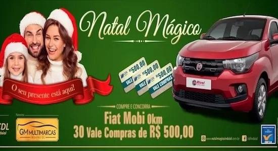 CDL Indaial Promoção Natal Mágico