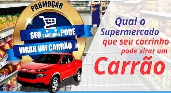 Cadastrar Promoção Belem Supermercado Seu Carrinho Pode Virar Um Carrão - Rede da Promoção