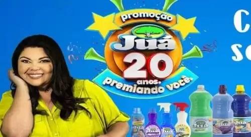 Cadastrar na Promoção Juá 20 Anos Premiando Você - Rede da Promoção