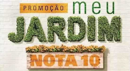 Promoção STIHL Meu Jardim é Nota 10