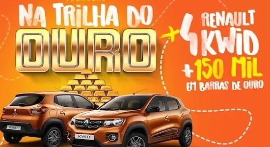 Promoção Griletto na Trilha do Ouro - Rede da Promoção