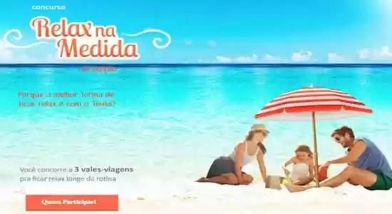 Participar do Concurso Relax na Medida - Rede da Promoção