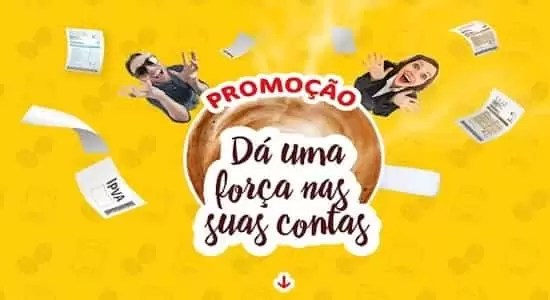 Promoção Café Brasileiro 2018 Dá Uma Força nas Suas Contas