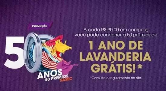 Promoção 5ASEC 50 Anos 50 Prêmios - Rede da Promoção