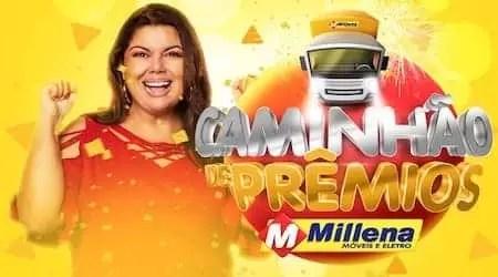 Millena Móveis Promoção 10 Caminhões de Prêmios - Rede da Promoção