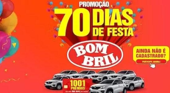 Promoção Bombril 2018 70 Dias de Festa - Rede da Promoção
