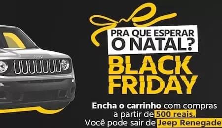 Promoção Submarino Natal Black Friday