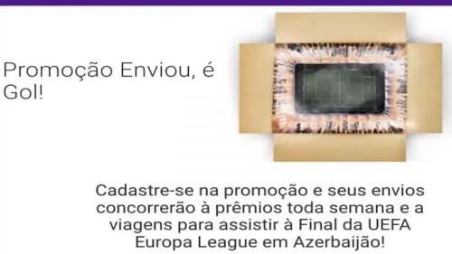 Promoção de Prêmios da FedEx