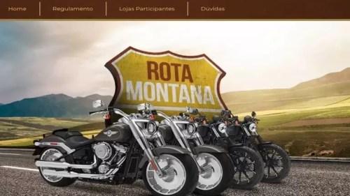 Prêmios da Promoção Rota Montana Grill