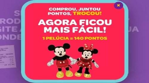 Promoção Cremer Disney