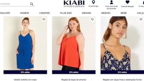 Promoção KIABI DO BRASIL Final de Semana Incrível