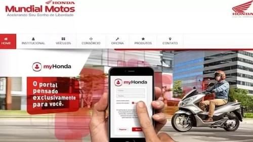 Promoção Moto é na Mundial
