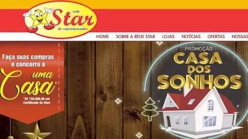 Rede Star Supermercados Casa dos Sonhos