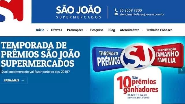 Temporada de Prêmios São João Supermercados