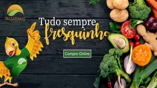 Promoção Na Bahia Com o Passarinho Hortifruti - Rede da Promoção