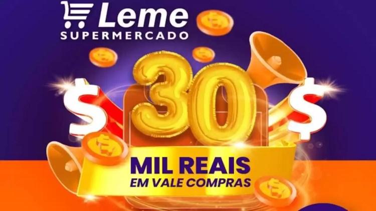 Promoção Leme Supermercados