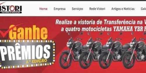 Promoção Vistoria Veicular Ganhe Prêmios VISTORI 2