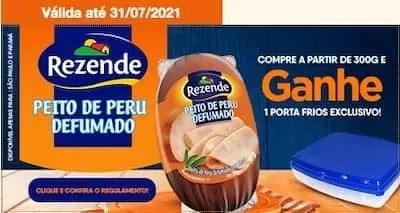 Promoção Peito de Perú Rezende 2021